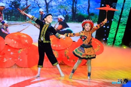 Bước nhảy Hoàn vũ nhí 2014 Tập 9 – Liveshow 4