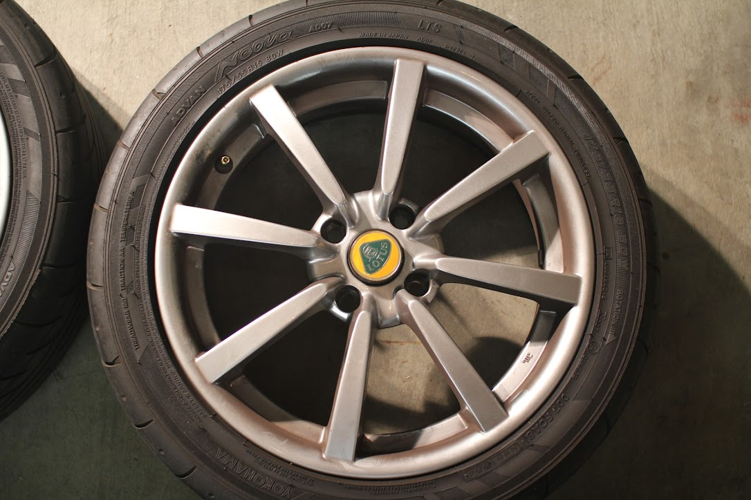 Fs Elise Non Lss Wheels With Tires 500 Sf Bay Area