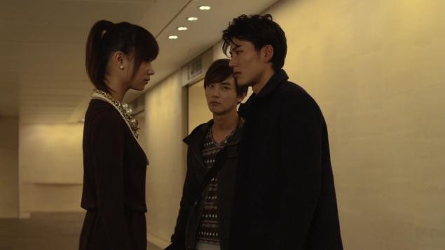 Takahashi Yu, Yoon Si Yoon, Warabino Tomoyo