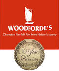 Woodforde's Champion Real Ales and Beers from Nelson's County of Norfolk