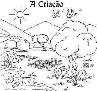 Atividades Diversas Historia Da Criacao