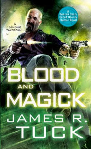 Kirsten Reviews Blood And Magick By James R Tuck