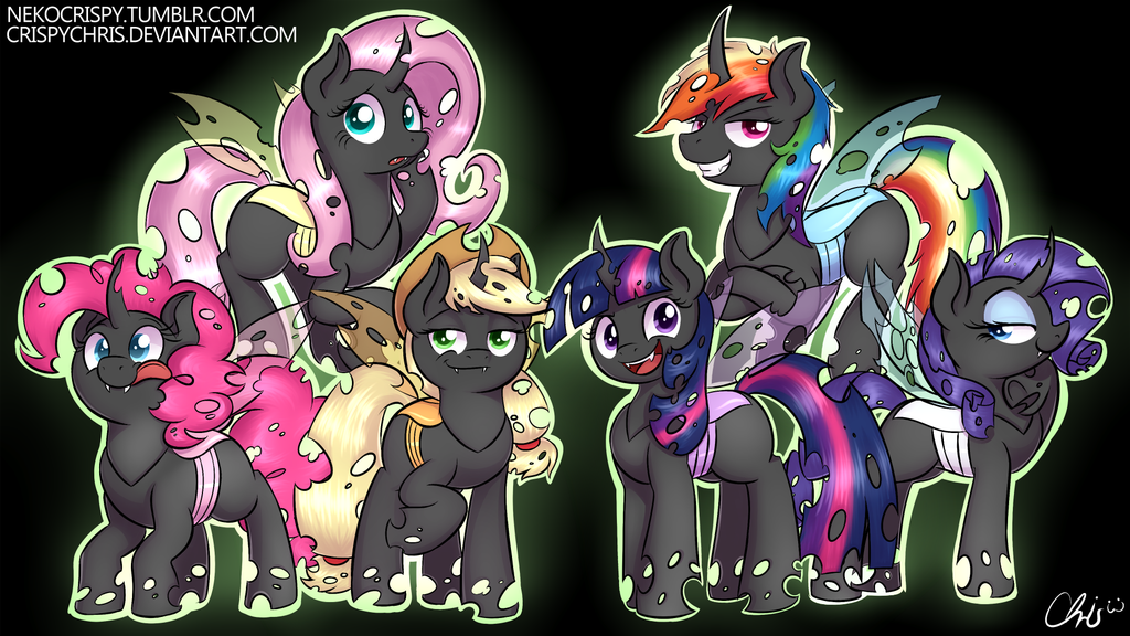 Mlp Changeling Tf: Have Random MLP TF And Other Pics!