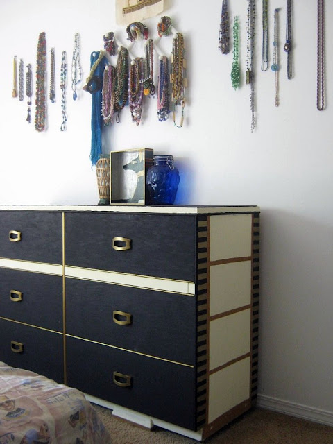 Egyptian Inspired Dresser