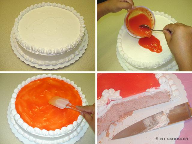 How To Make Guava Chiffon Cake