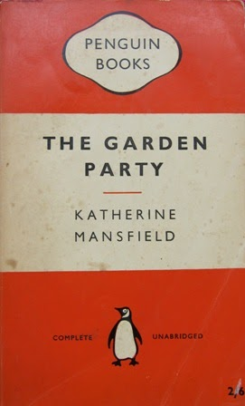 A penguin a week penguin no 799 the garden party and other stories by katherine mansfield for The garden party katherine mansfield