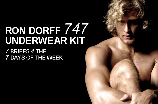 The 747 Underwear Kit