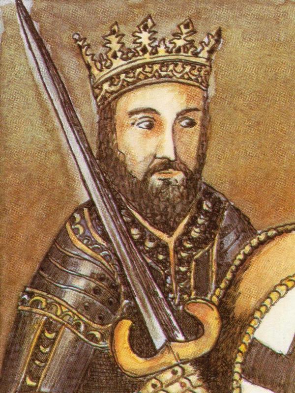 Афонсу Энрикеш Великий португальский король
