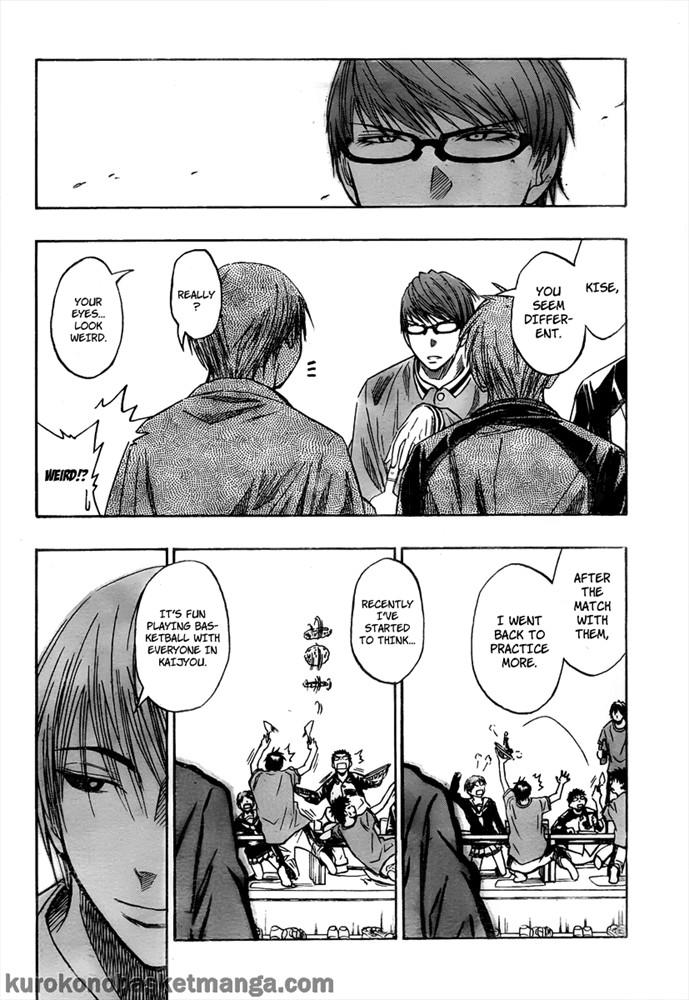 Kuroko no Basket Manga Chapter 36 - Image 12