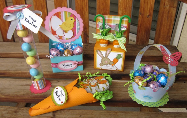 Paper cottage easter gift ideas class april 14th easter gift ideas negle Gallery