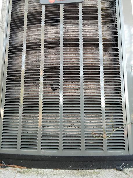 Heat pump defrost questions