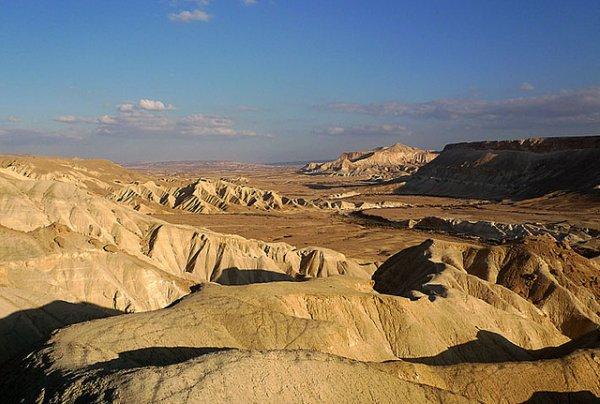 Parque Nacional de Advat, Israel