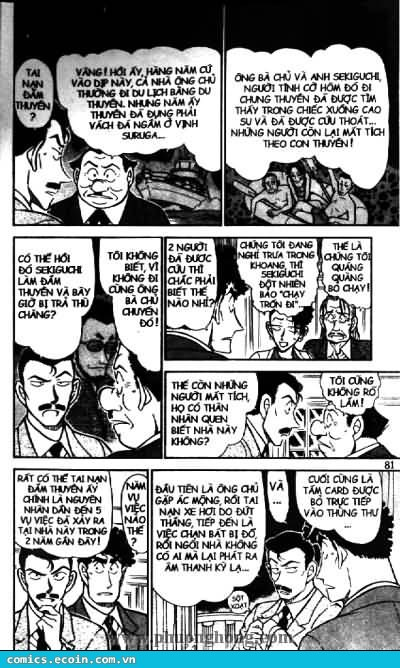 Detective Conan Chap 495 - Truyen.Chap.VN