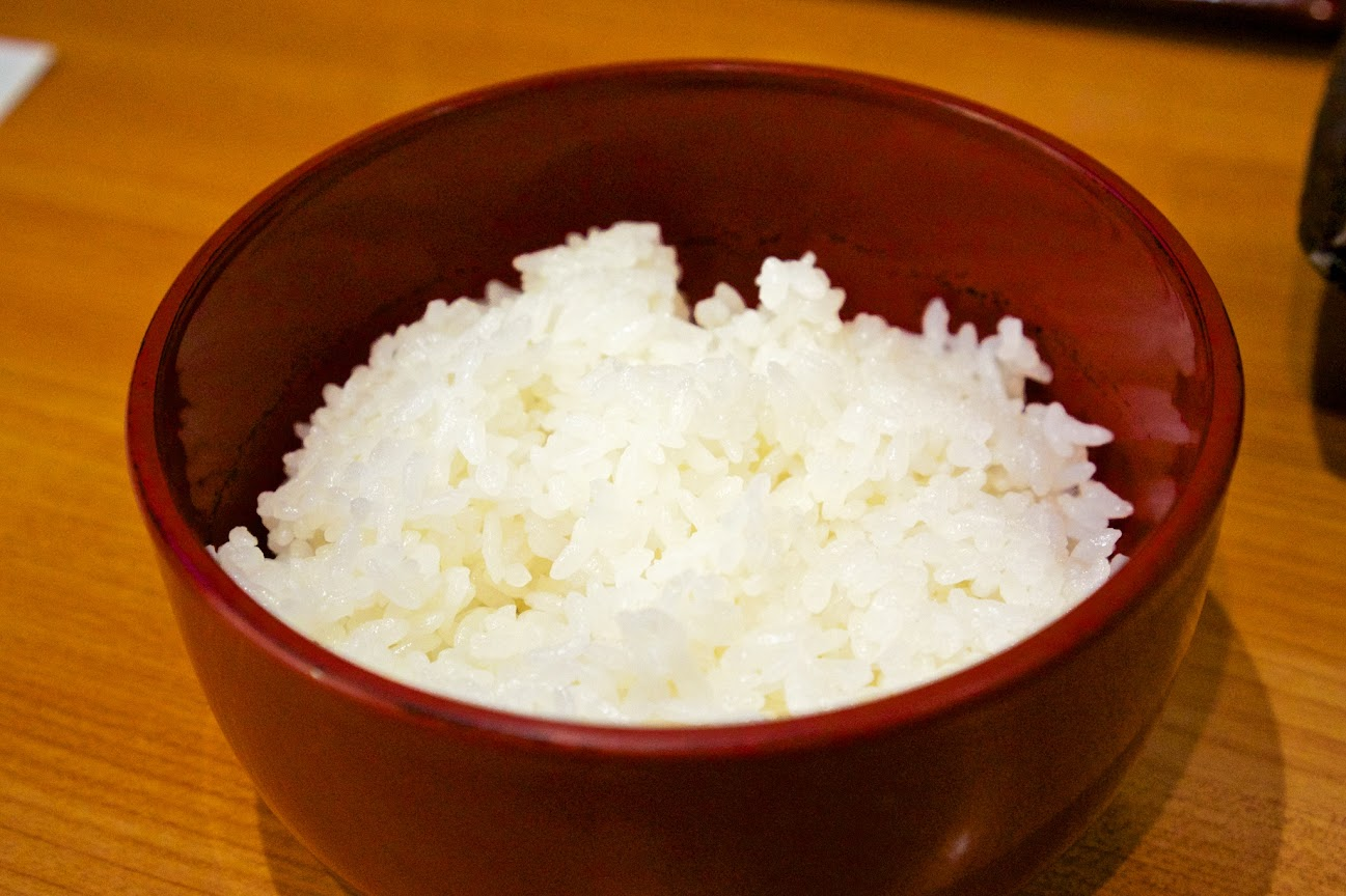「ひまわりライス(おぼろづき)」ピカピカモチモチ