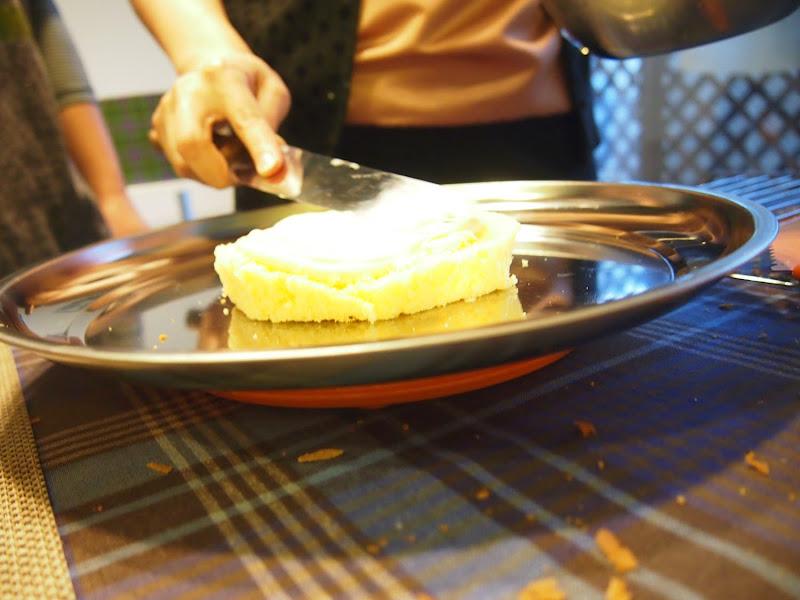 バースデー 手作りケーキ