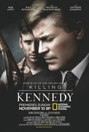 Filme Poster Killing Kennedy HDTV XviD & RMVB Legendado