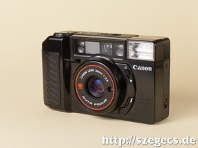 Canon AF-35 MkII