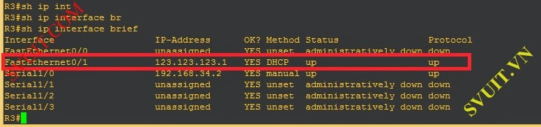DHCP relay agent and static routes (3)
