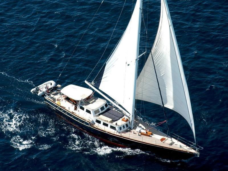 All About Yacht Charters, Sailing Vacations: Promenade