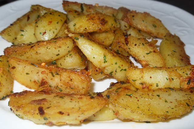 Pressure Cooker Crispy Potatoes Recipes — Dishmaps
