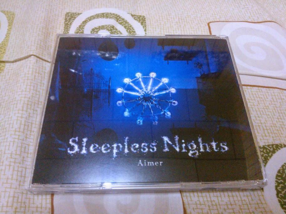 【開箱】sasakure.UK──幻実アイソーポス & Aimer──Sleepless Nights ...
