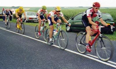 Courtisols (51) - Championnat de Champagne Elites - 2001