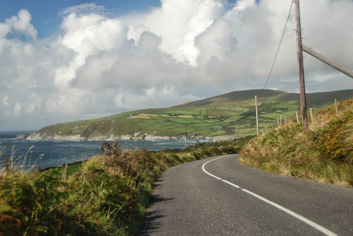 Driving the Skellig Ring, Ireland