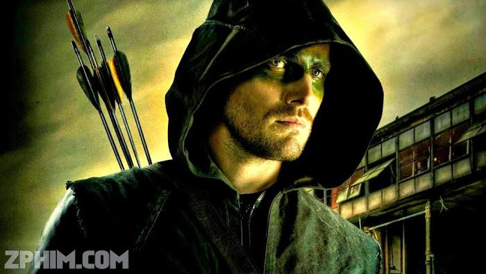 Ảnh trong phim Mũi Tên Xanh 1 - Arrow Season 1 2