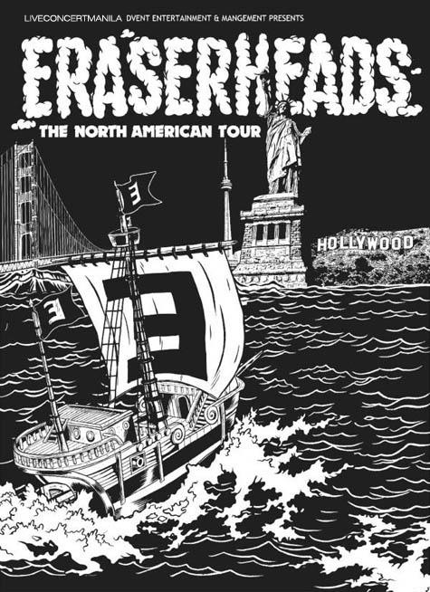 Eraserheads Live in North America