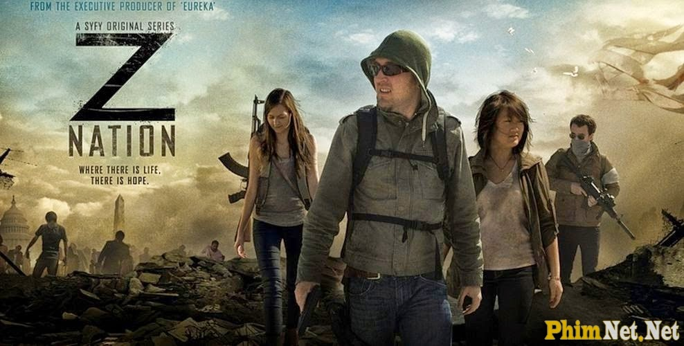 Xem Phim Cuộc Chiến Zombie 1 - Z Nation Season 1 - Wallpaper Full HD - Hình nền lớn
