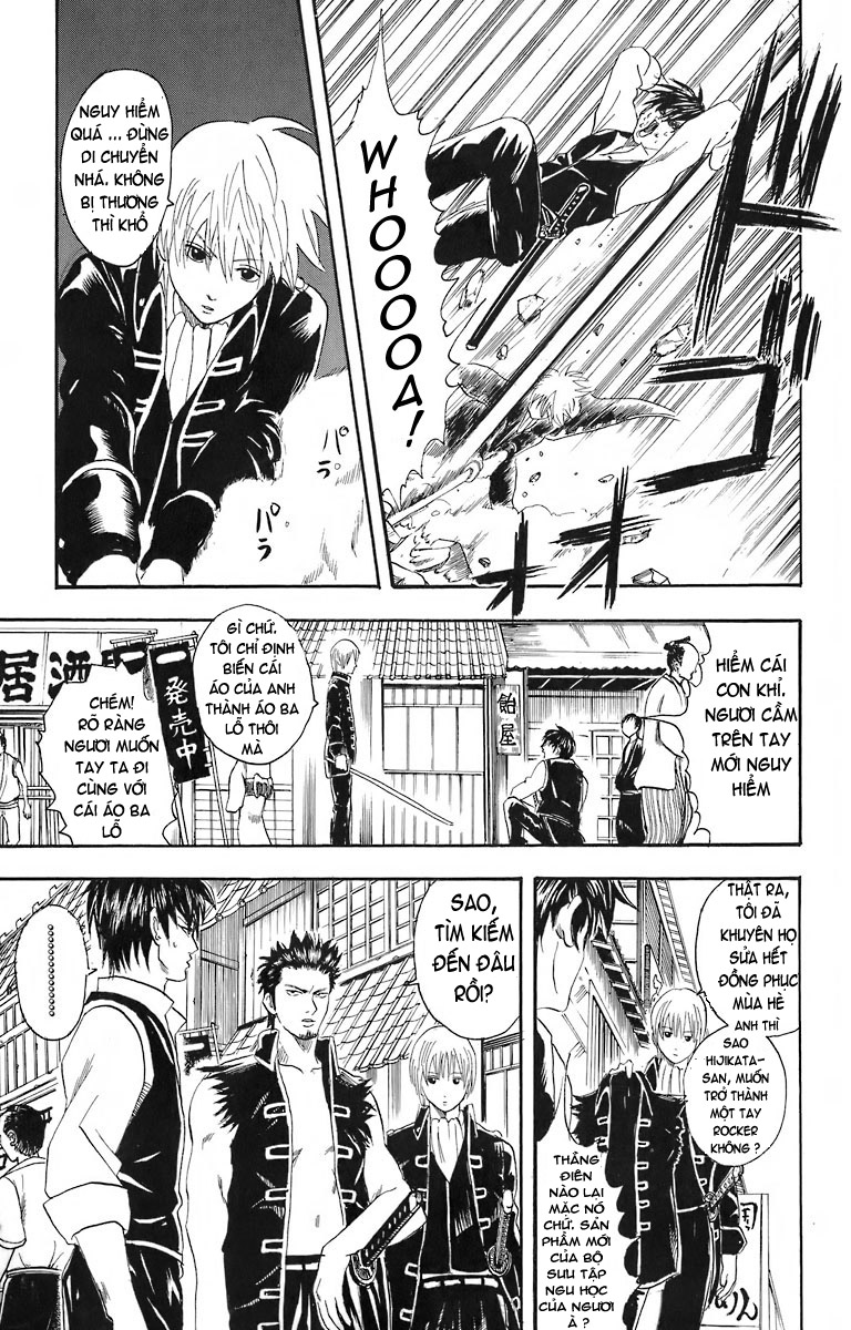 Gintama Chap 23 page 8 - Truyentranhaz.net