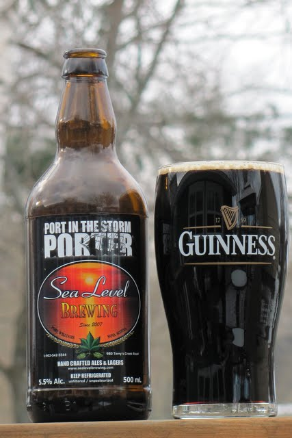 Port in the Storm Porter