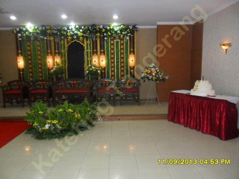 Pelaminan dan Kue Pengantin, Karawaci, Tangerang