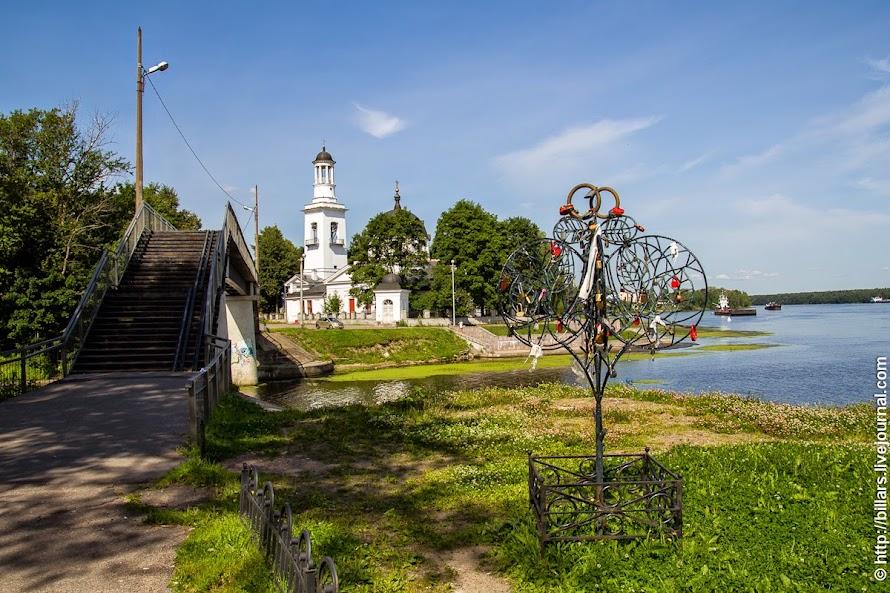 Церковь Александра Невского в Усть-Ижоре