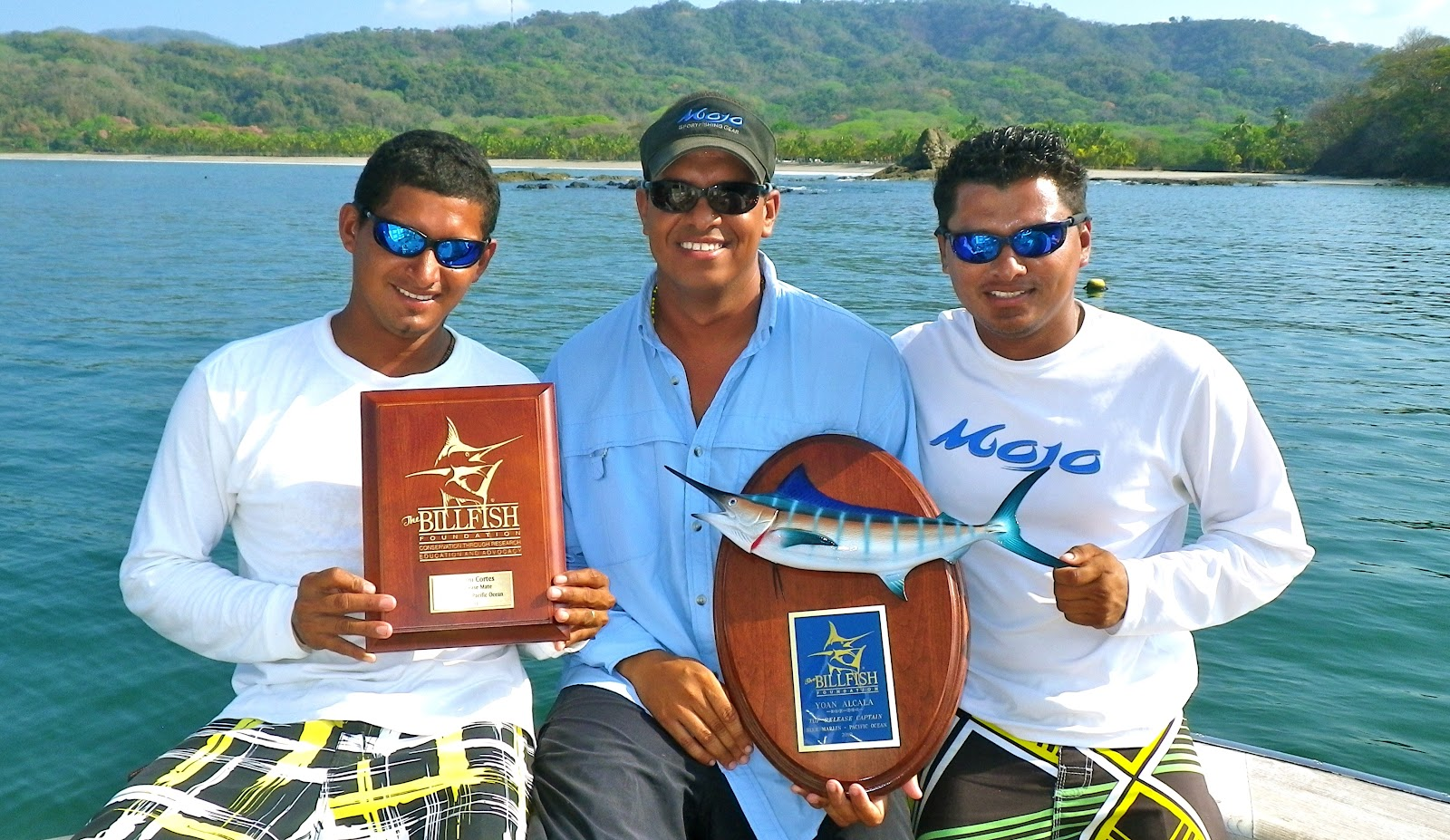 Mojo gear the 2010 billfish foundation release award for Betts fishing center