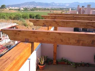 Como hacer una pergola de madera paso a paso taringa - Construir pergola de madera ...