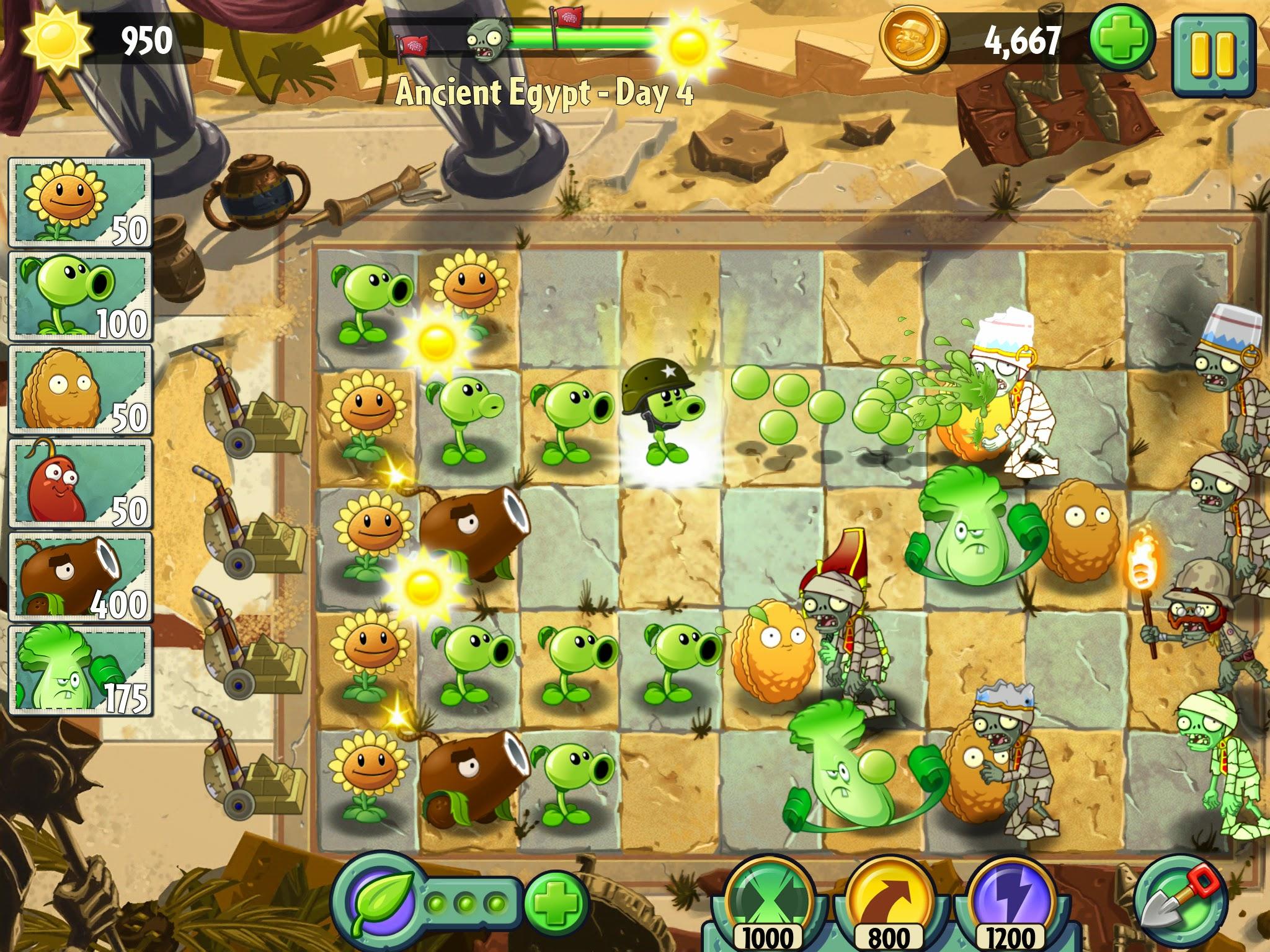 Plants Vs. Zombies 2: It's About Time lộ diện hình ảnh 18