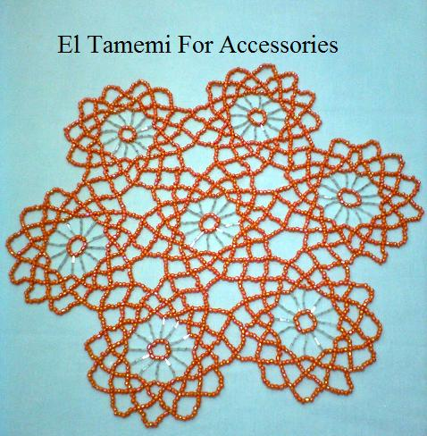 84289759a48f9 اكسسوار هاند ميد ومفارش الخرز من مجموعة التميمي - منتدى فتكات