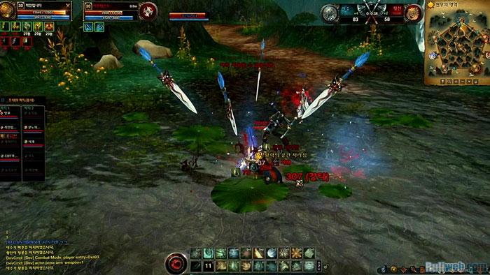 Lộ diện loạt hình ảnh đầu tiên về MMORPG Asta