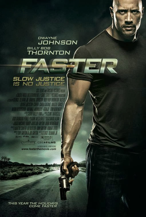 Poster Of Faster (2010) Full Movie Hindi Dubbed Free Download Watch Online At Alldownloads4u.Com