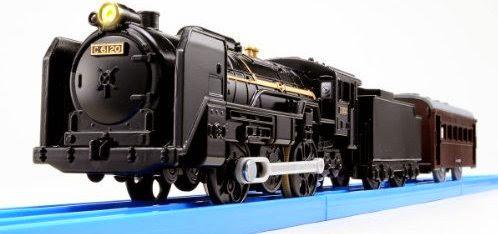 Đồ chơi Tầu hỏa S-29 Steam Locomotive Type C6120 có đèn mô phỏng giống với thực tế