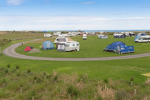 Beadnell Bay Camping and Caravanning Club Site at Beadnell Bay Camping and Caravanning Club Site