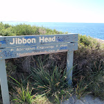 Welcome to Jibbon Head sign (171975)