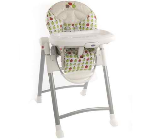 So little time high chair x booster seat dilemma for Chaise haute graco