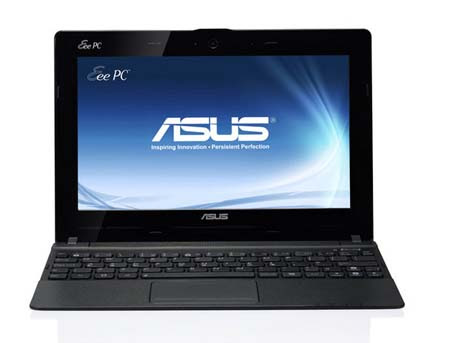 Asus Eee PC R051BX  Review and Specs