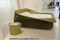 Mẫu Giường Ngủ Độc Đáo Từ Lago - Thi công trang trí nội thất