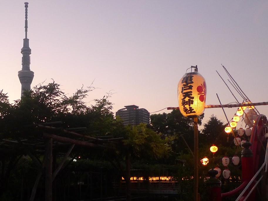 tokyo kameido tenjin