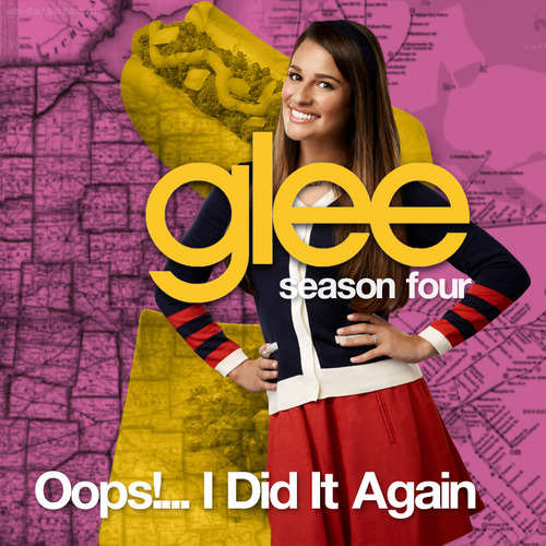 Songs From Musical Comedy Glee Oops I Did It Again, Lea Michele Video