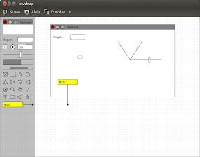 Diseñar interfaces gráficas en Ubuntu con Mockup