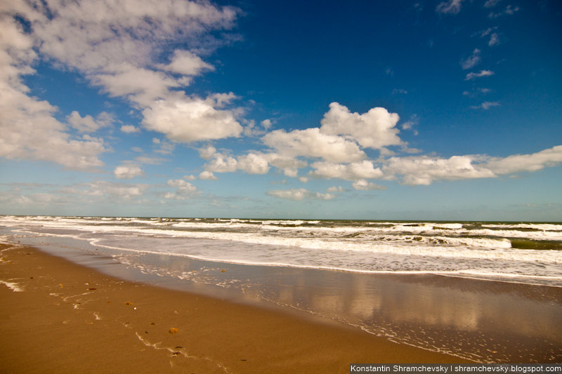USA Florida Cape Canaveral Cocoa Beach Sea Ocean США Флорида Мыс Канаверал Коко Бич Пляж Какао Море Океан